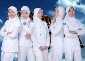 seragam akademi kesehatan