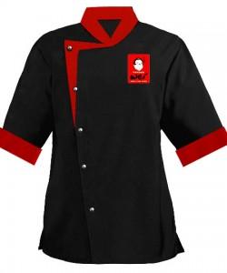 seragam kerja hotel dan restoran