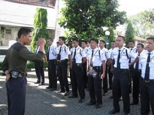 seragam kerja satpam keamanan