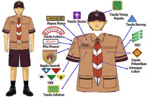 seragam sekolah pramuka siaga model terbaru
