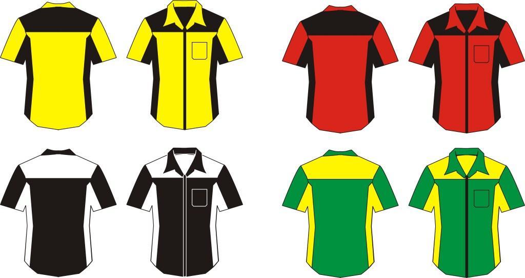 Konveksi-Seragam-Kerja-Surabaya-0857-3188-9282 Tips Memilih2x Seragam Kantor dengan Pas