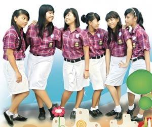 Konveksi Seragam Sekolah Online Bandung SD SMP SMA dan Sederajat